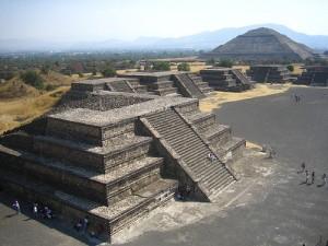 Пирамиды Солнца и Луны, Теотиуакан