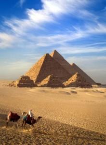 Египет сфинкс и пирамиды