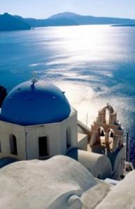 Остров Санторини Греция