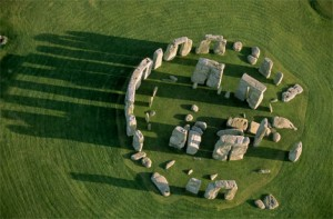 Стоунхендж (Stonehenge), Англия