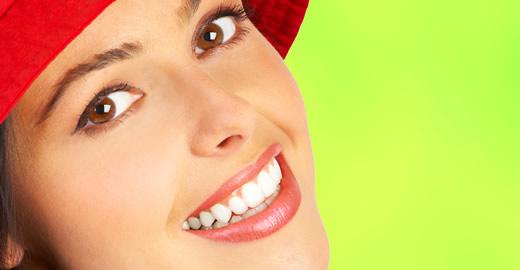 красивые женские зубы