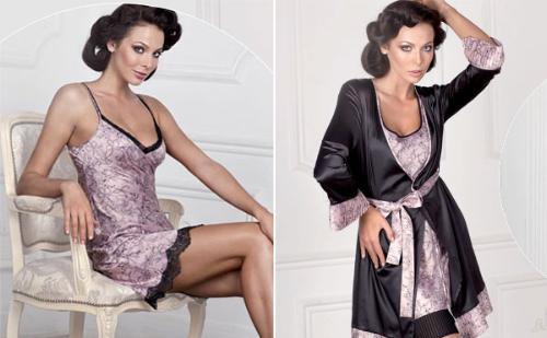 О женской домашней одежде и о теще