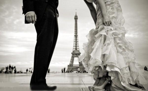 Франция это романтика